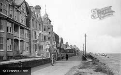 Aldeburgh, 1922