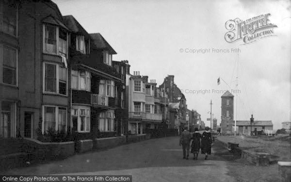 Photo of Aldeburgh, 1922