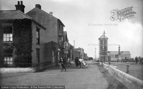 Photo of Aldeburgh, 1922