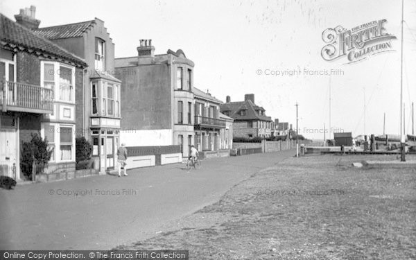 Photo of Aldeburgh, 1929