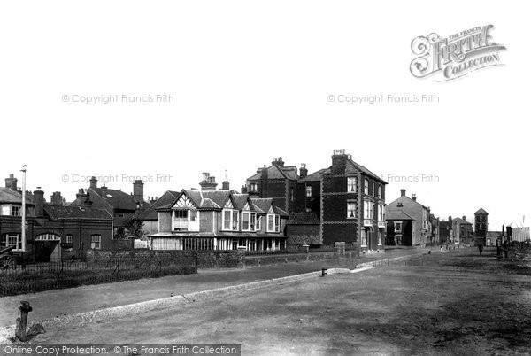 Photo of Aldeburgh, Alma Cottage 1903