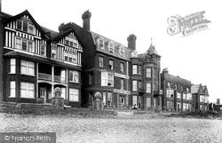 Brudenell's Hotel 1903, Aldeburgh
