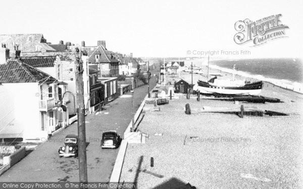 Photo of Aldeburgh, c.1960