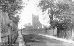 Aldeburgh, Church Hill 1901