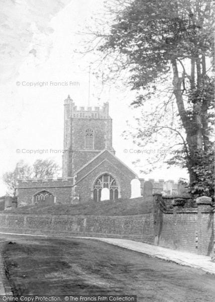Photo of Aldeburgh, Church Of St Peter And St Paul 1901
