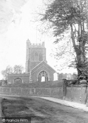 Aldeburgh, Church Of St Peter And St Paul 1901