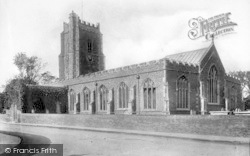 Aldeburgh, Church Of St Peter And St Paul 1903