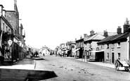 Aldeburgh, High Street 1894