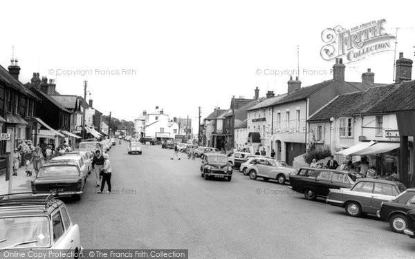 Photo of Aldeburgh, High Street 1964
