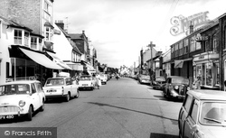 High Street c.1965, Aldeburgh