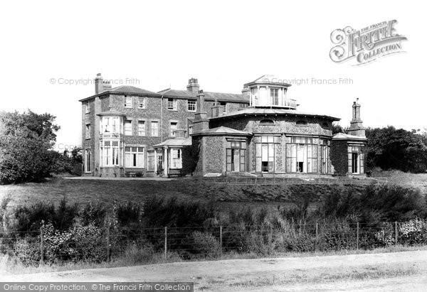 Photo of Aldeburgh, Lodge 1906