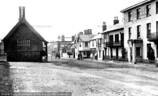 Aldeburgh, Main Street 1901