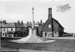 Aldeburgh, Memorial Cross 1922