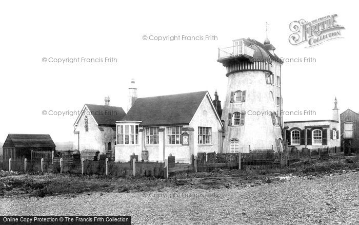 Photo of Aldeburgh, Mill House 1909