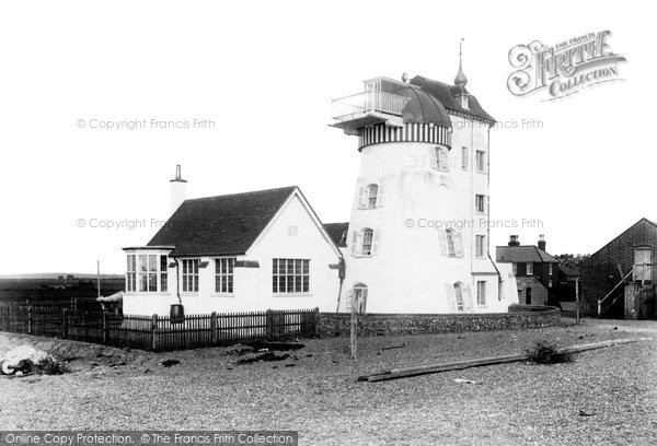 Photo of Aldeburgh, Mill Mansion 1903