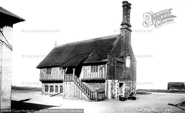 Photo of Aldeburgh, Moot Hall 1894