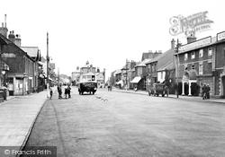 Old Market Square 1929, Aldeburgh