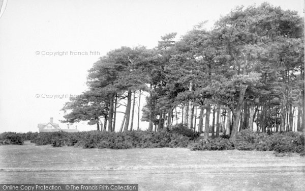 Photo of Aldeburgh, On The Golf Links 1901