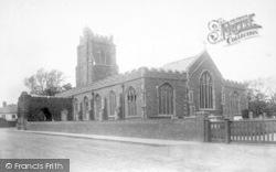 Aldeburgh, Parish Church Of St Peter And St Paul 1901