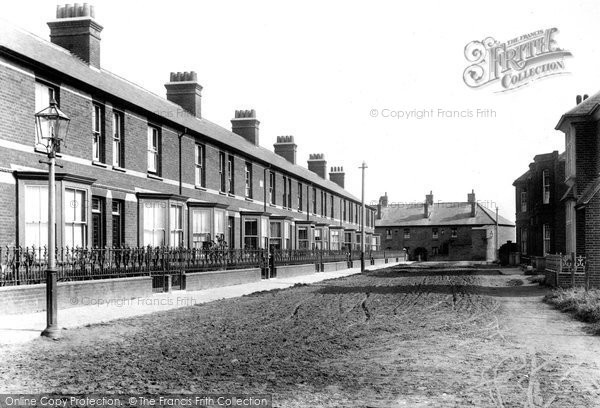 Photo of Aldeburgh, Pretoria Terrace 1903