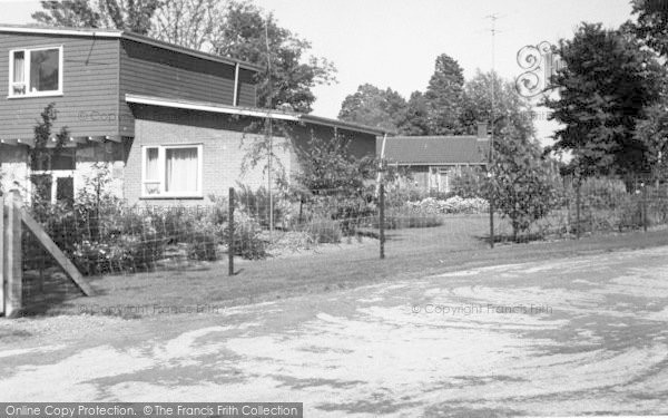 Photo of Aldeburgh, Priors Way c.1960
