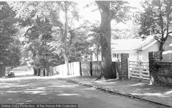 Photo of Aldeburgh, Priors Way Estate c.1960