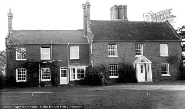 Photo of Aldeburgh, Red House, Home Of Benjamin Britten c.1960