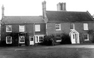 Aldeburgh, Red House, Home Of Benjamin Britten c.1960