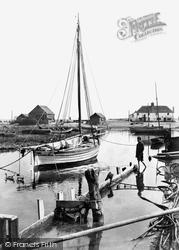Slaughden 1906, Aldeburgh
