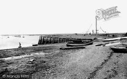 Slaughden Quay 1894, Aldeburgh