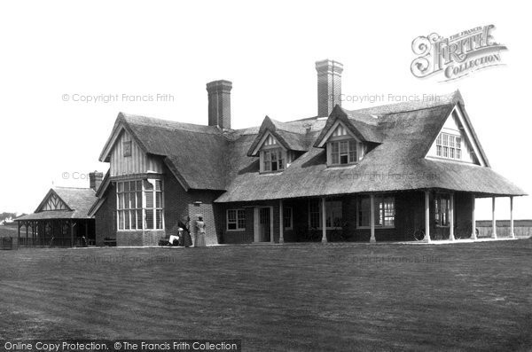 Photo of Aldeburgh, The Golf House 1896