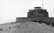 Aldeburgh, The Martello Tower c.1950