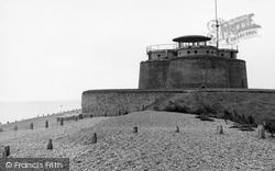 The Martello Tower c.1950, Aldeburgh