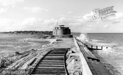Aldeburgh, The Martello Tower c.1960