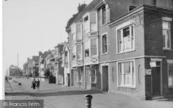 Aldeburgh, The Parade 1929