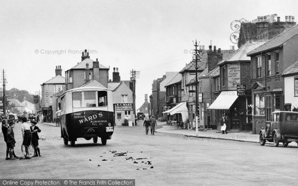 Aldeburgh, The Victoria 1929