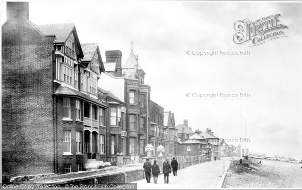 Photo of Aldeburgh, The Village 1901