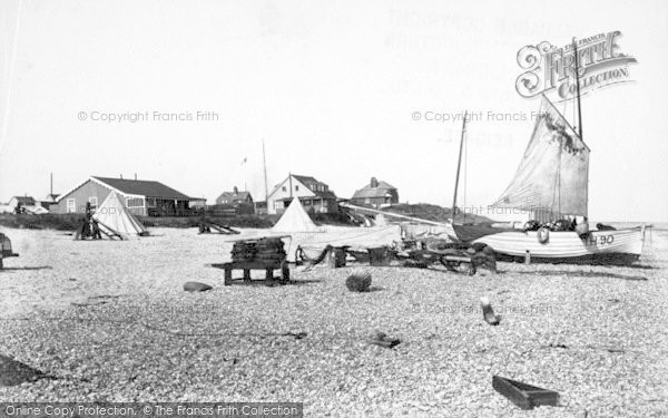 Photo of Aldeburgh, Thorpe 1906