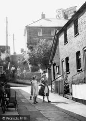Town Steps c.1960, Aldeburgh