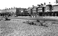 Aldeburgh, Wentworth And White Lion Hotels c.1960