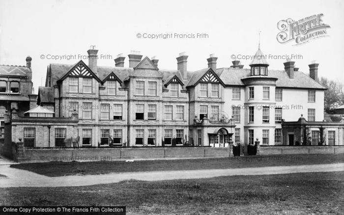 Photo of Aldeburgh, Wentworth Castle Hotel 1901