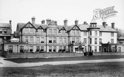 Aldeburgh, Wentworth Castle Hotel 1901