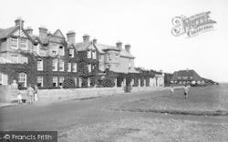 Aldeburgh, Wentworth Hotel 1929