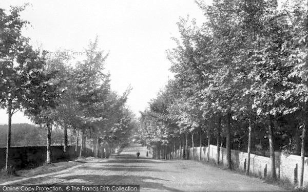 Photo of Aldeburgh, Westfield Avenue 1901