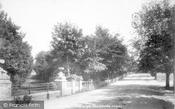 Aldeburgh, Westfields 1901
