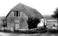 Alderholt, Cripplestyle, the Old Chapel c1960