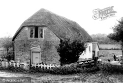 Alderholt, Cripplestyle, The Old Chapel c.1960