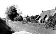 Alderholt, Fordingbridge Road c1960