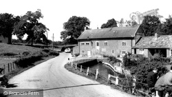 Alderholt, The Mill c.1960
