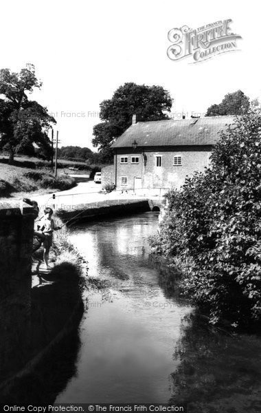 Photo of Alderholt, The Mill c.1960